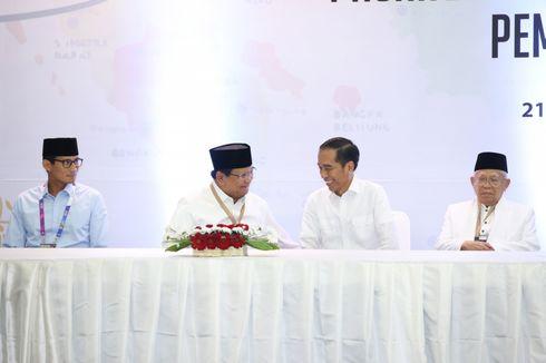 Bawaslu, KPU, KPI Kaji Dugaan Pelanggaran Tayangan Visi-Misi Jokowi dan Pidato Prabowo