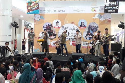 Antusiasme Sahabat Anak Manggarai Wujudkan Karya di Festival Seni...