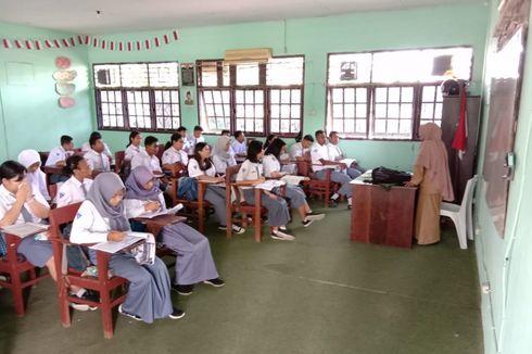 Pasca-Mogok Guru, Kegiatan Belajar Mengajar di Mimika Belum 100 Persen Pulih