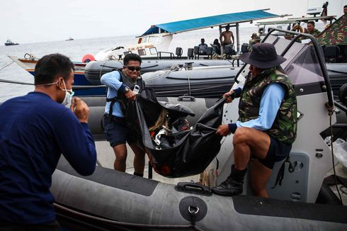 Hari Ke-10 Pencarian, Kopaska Fokus Evakuasi Jenazah Korban Lion Air
