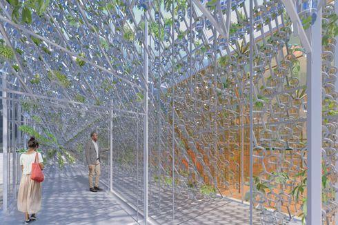 Desainer Belanda Rancang Rumah Kaca Hidroponik Otomatis