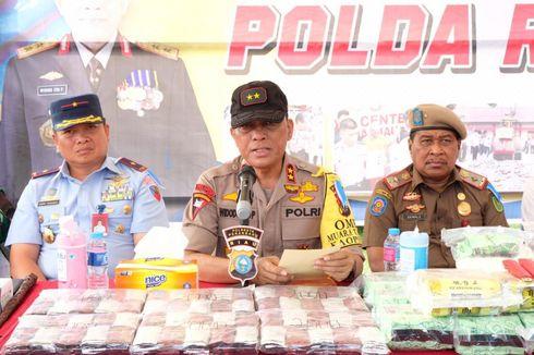 Kapolda Riau Sebut 3 Terduga Teroris Ditangkap Jelang Natal dan Tahun Baru