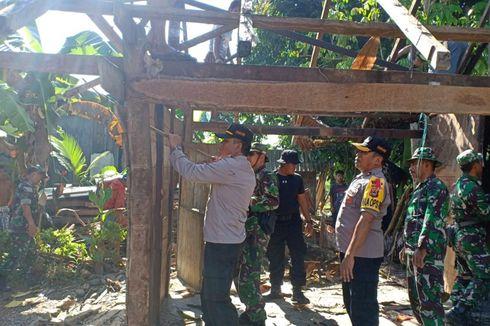 Polres Luwu Lakukan Bedah Rumah di 10 Kecamatan Secara Serentak