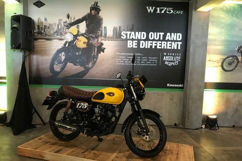 Alasan Kawasaki Pertahankan Teknologi Jadul pada W175