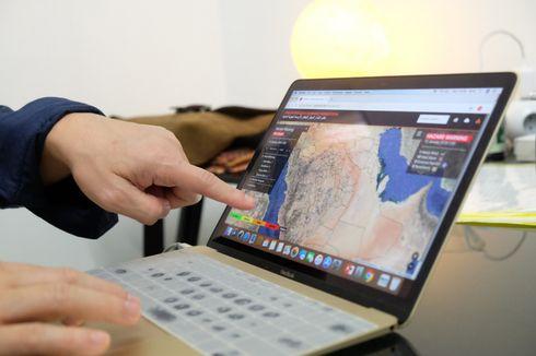 Bisa Prediksi Badai, Aplikasi Buatan Dosen ITB Dilirik Arab Saudi