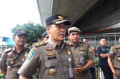 Polisi Amankan Tiga Orang Diduga Provokator Bentrokan Tanah Abang