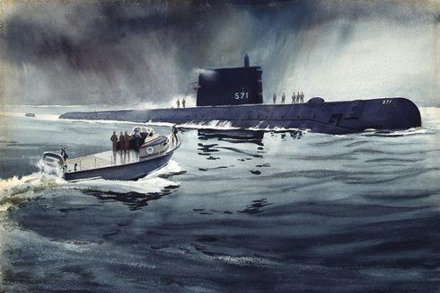 Misi Kutub Utara hingga Jadi Museum, Ini Fakta Kapal Selam Nuklir Pertama