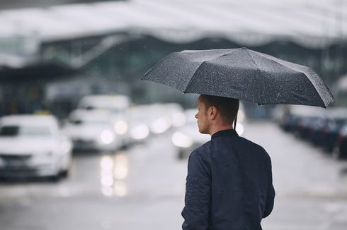 Wilayah di Jakarta Ini Diprediksi Turun Hujan pada Siang hingga Sore