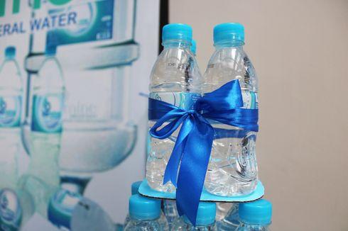 ITS Luncurkan Produk Air Minum Dalam Kemasan