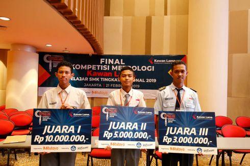 Hebat, SMK Daerah Dominasi