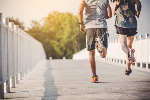 Lakukan 4 Hal Ini Agar Lari Efektif Menurunkan Berat Badan