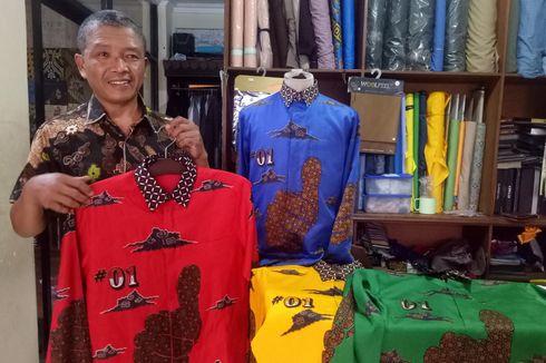 Cerita Suparto yang Diminta Jahitkan 15 Kemeja Batik Khusus Kampanye Jokowi