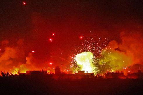 Pasukan Demokratik Suriah Rebut Bangunan di Benteng Terakhir ISIS