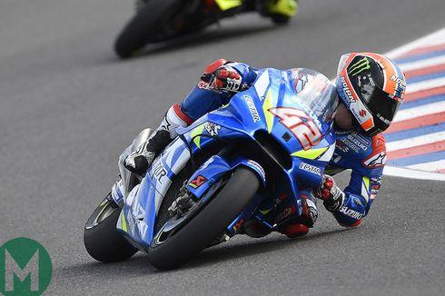 Suzuki Ecstar Jajal Sasis Baru di GP Assen