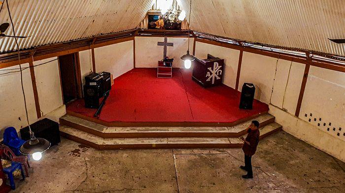 Gereja Fanorotodo, Saksi Bisu Masuknya Agama di Kepulauan Nias