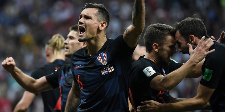 Perasaan Campur Aduk Dejan Lovren Usai Final Piala Dunia 2018