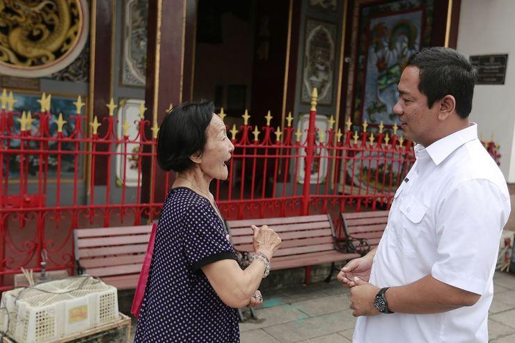 Nikmati Kemeriahan Imlek di Kota Semarang