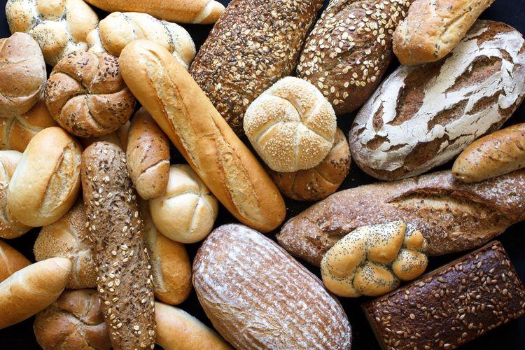 Roti whole grain