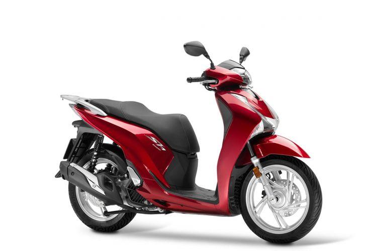 Honda SH150i untuk Indonesia.