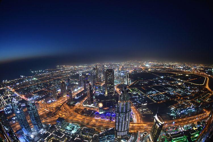 Dinobatkan Sebagai Atraksi Utama Dubai, Mall Ini Ternyata Paling Ramai di Dunia