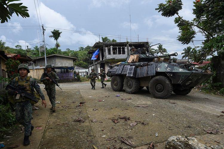 Seberapa Penting Keterlibatan Indonesia Menggempur Isis Di Marawi