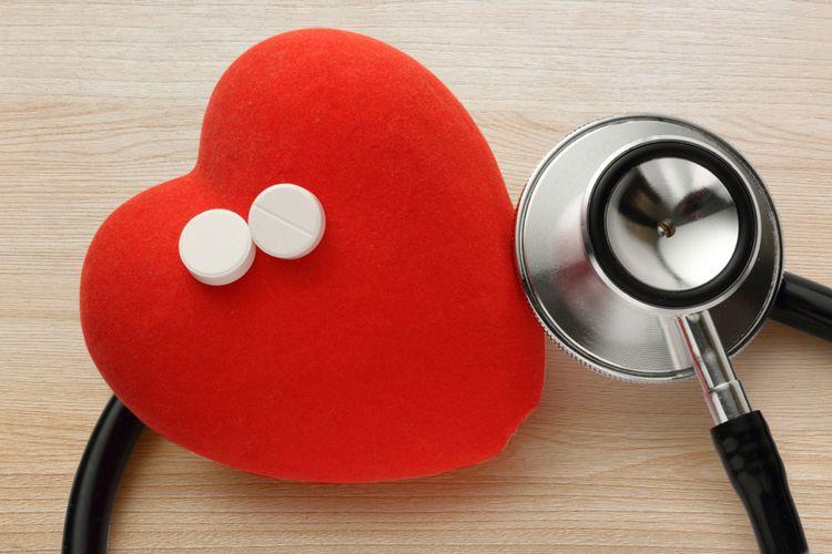 Aspirin dan serangan jantung