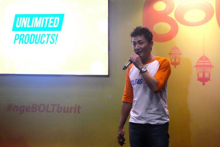 Bolt Kembali Rilis Paket 4G Unlimited Tanpa FUP