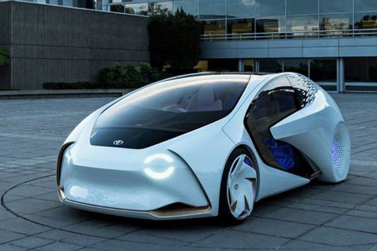 Toyota Concept-i.