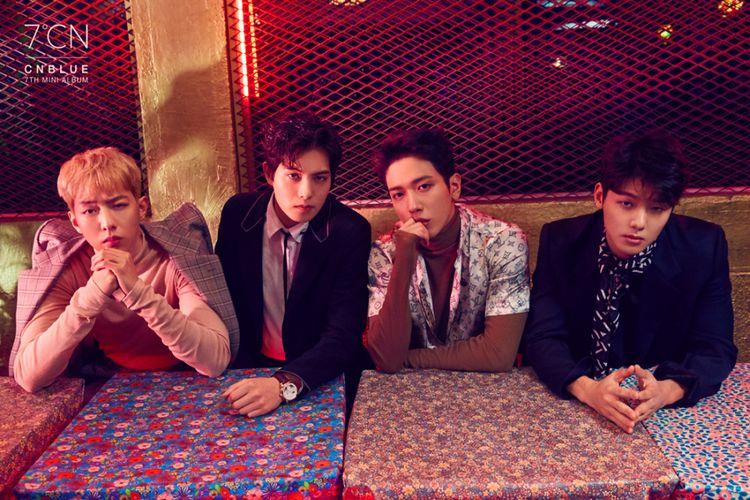Grup band asal Korea Selatan, CNBLUE.