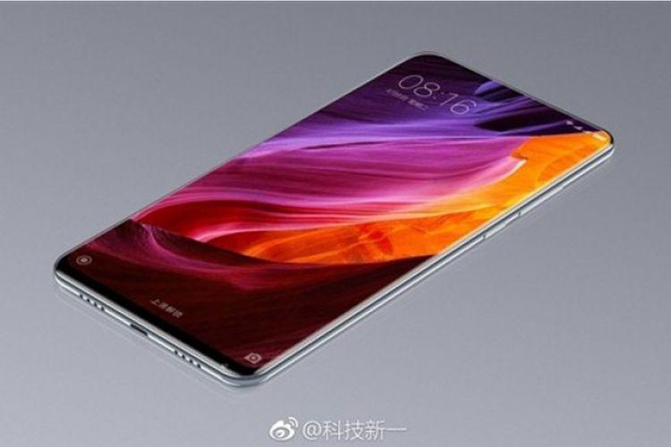 Bocoran Xiaomi Mi MIx 2