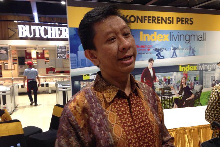 President Director & CEO PT Trans Retail Indonesia Shafie Shamsuddin
