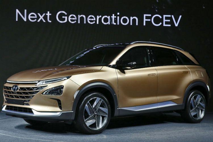 Hyundai FCEV generasi kedua.