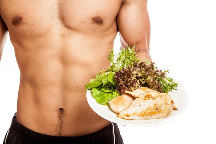 Makanan untuk memperbaiki otot