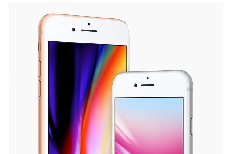 iPhone 8 dan 8 Plus