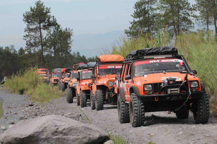 Para peserta IOX akan melakukan ekspedisi di Sulawesi pada Oktober mendatang.
