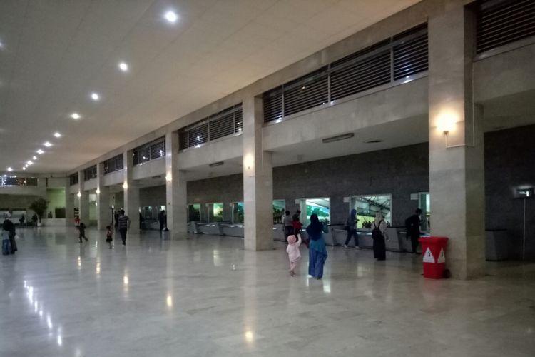 Suasana museum monas