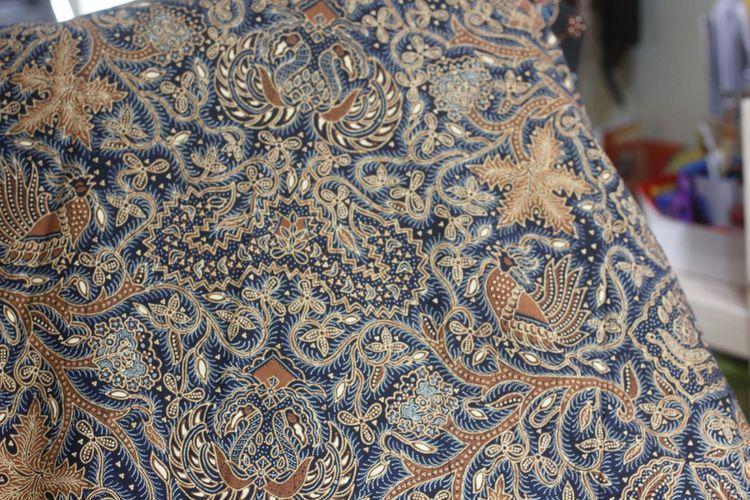 Batik tulis wahyu tumurun Yogyakarta