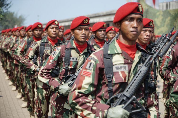 Meski RUU Terorisme Masih Dibahas, TNI Dipastikan Sudah 'Turun Gunung' Berantas Terorisme