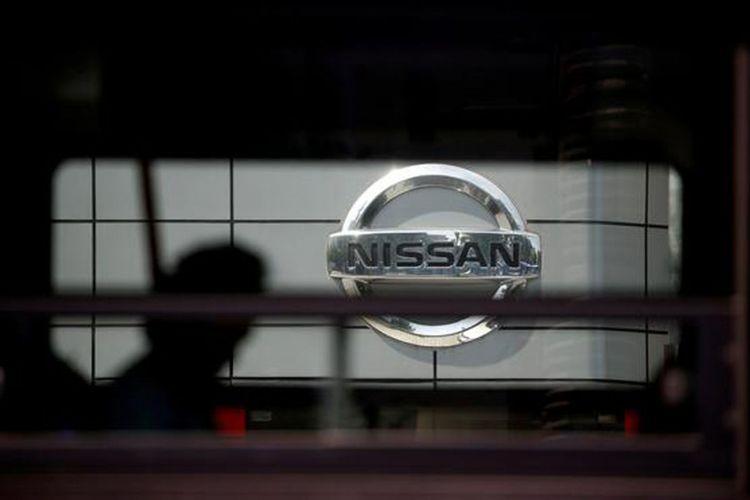 Logo Nissan.