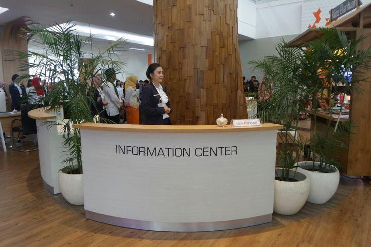 Mal Pelayanan Publik di Jalan Rasuna Said yang baru diresmikan Kamis (12/10/2017).
