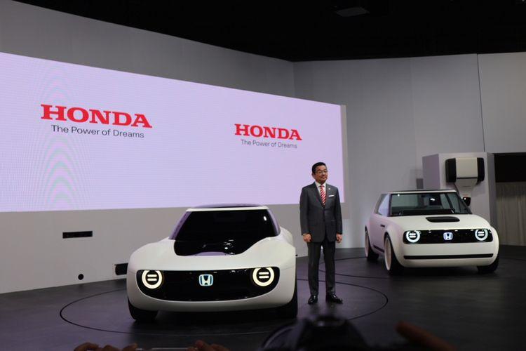 Honda Sport EV dan Urban EV Concept