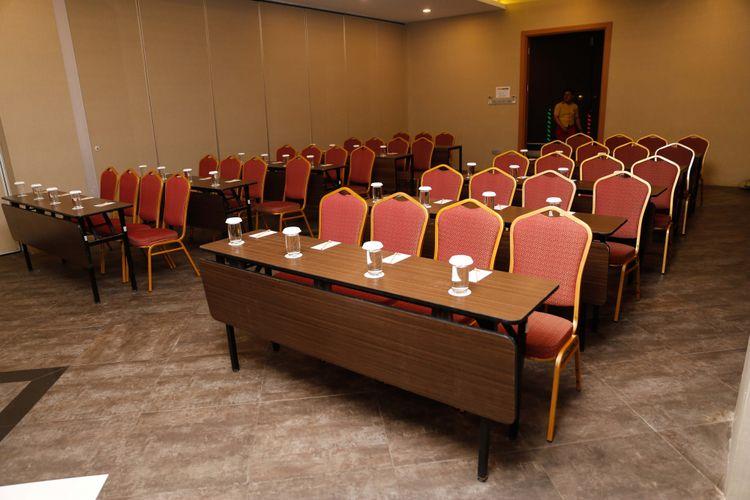 Meeting Room Meotel Kebumen, Jawa Tengah.