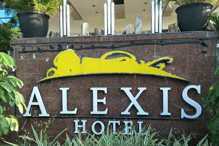 Hotel Alexis.