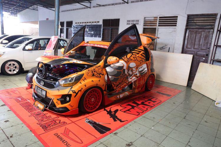 Modifikasi Daihatsu di Padang