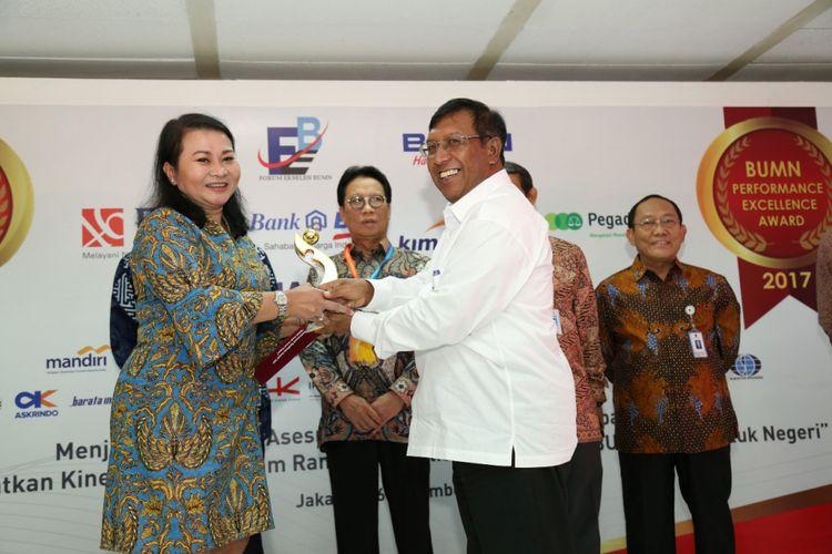 PGN meraih BUMN Performance Excellence Award 2017