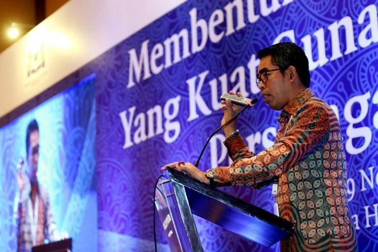 Pemimpin Wilayah BRI Kanwil Bandung M Fankar Umran.