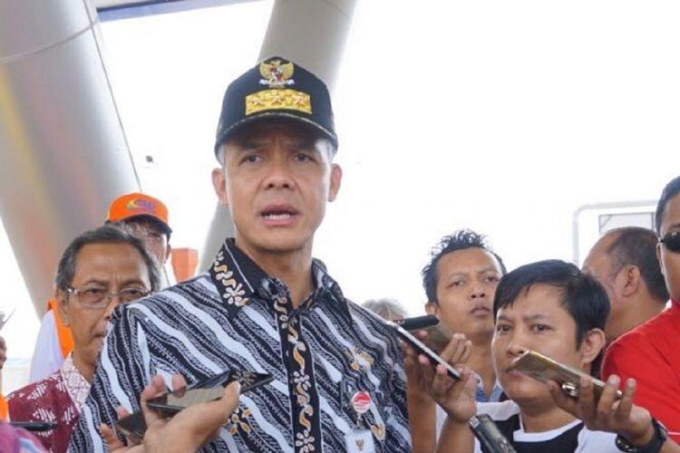 Gubernur Jawa Tengah Ganjar Pranowo menyatakan Pemerintah Jawa Tengah siap menghadapi kemungkinan bencana sebagai akibat tingginya curah hujan.