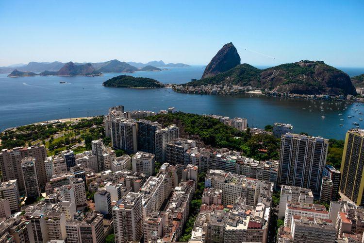 Rio de Janeiro, Brazil.