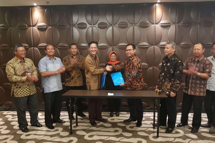 PGN berencana memasok gas alam ke kawasan ekonomi khusus Geopark Ciletuh Sukabumi