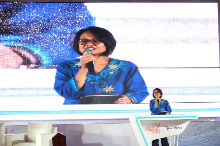 CEO XL Axiata Dian Siswarini